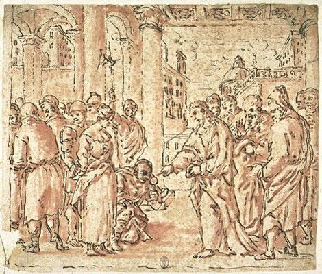anonym ital. XVII Jh. Louvre