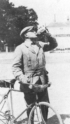 George Braque 1914 auf Fahrradtour nach Sorgue