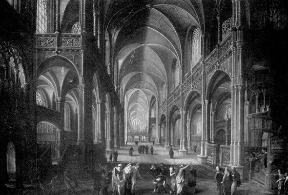 Antoine Delorme (Doornik 1605-1673 Rotterd.) Öl/Lw. 110x171cm Lempertz 186,Cat.34 (Stern-Coll)