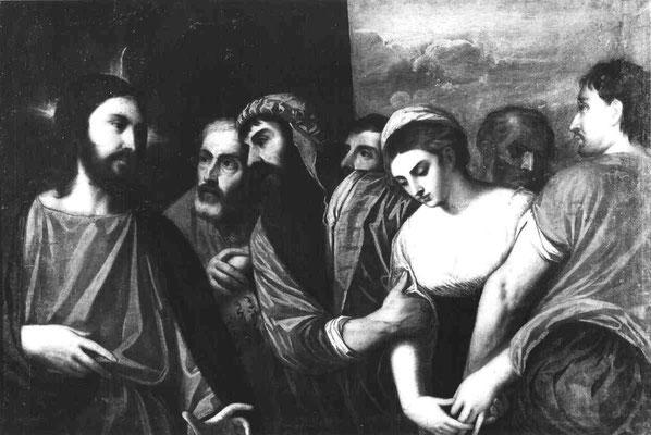 "Padovanino, Kopie nach ""Tizian"", Museo Civico di Padova"