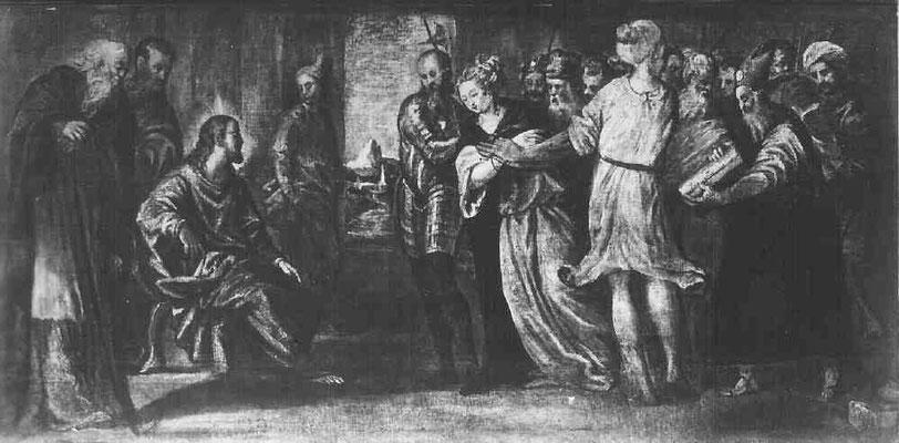 Andrea Schiavone(um 1520-1563), Privatbesitz Florenz (Lw.)