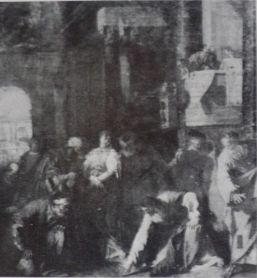 Sebastiano Ricci, London, Dep.of Environement (Lw. 289,6x330,2cm)