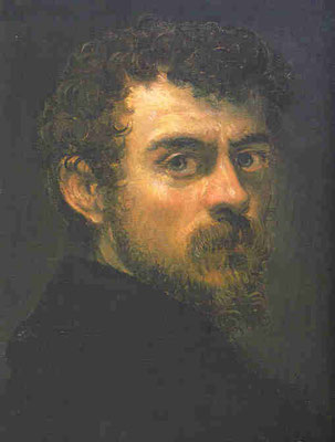 Jacomo Tintoretto, Selbstportrait, Philadelphia