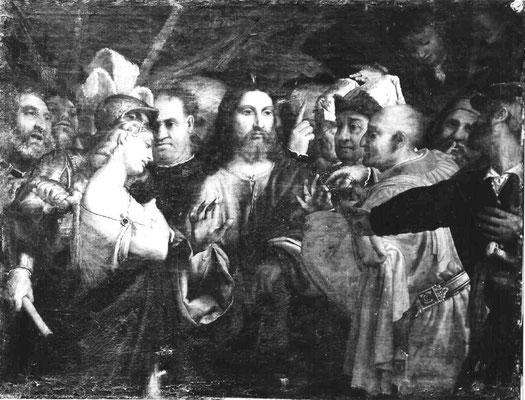 Lorenzo Lotto(1480-1556), Palazzo Apostolico Loreto, Lw.105x132cm