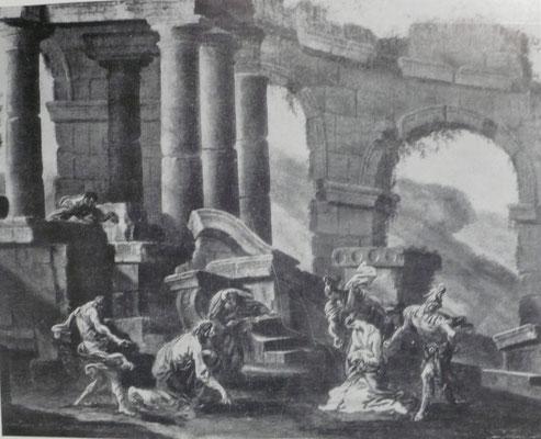 Alessandro Magnasco(1667-1749 Genua) Lw. Milano