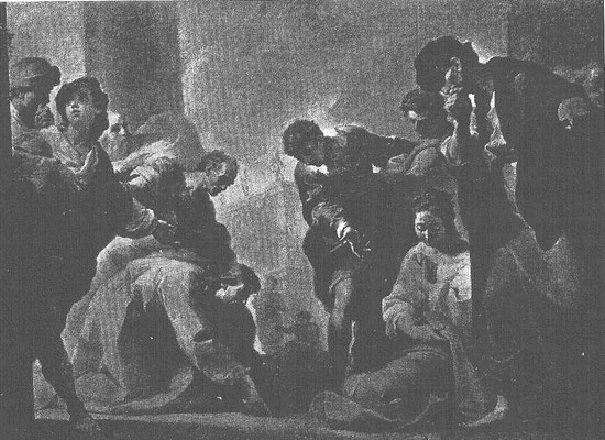 Ubaldo Gandolfo(1728-1781 Bologna) Augsburg Städt.K'samml.