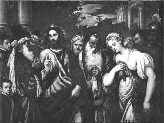 Michele Parrasio (vor 1516-1578), St.Afra, Brescia Lw.