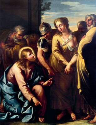 Niccolo Bambini (1651-1736) Öl/Lw. 195,5x148cm 1710; Kinsjky Aukt.Wien 02.2009