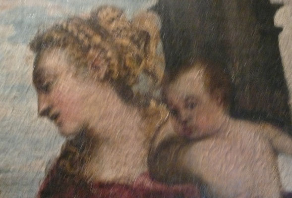 Jacopo Tintoretto, Museo Diocesano Mailand  (MD 2001 048041) Detail