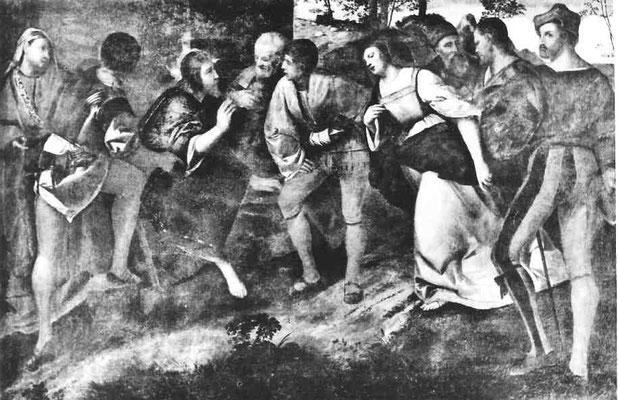 Kopie, Bergamo, Accademia Carrara, Lw.149x219cm