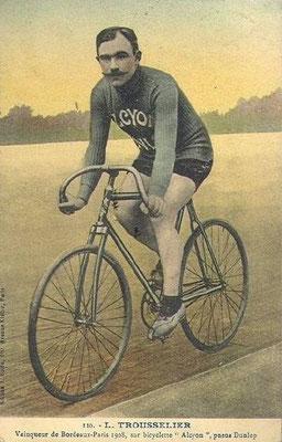 Octave Lapize (1887-1917) Paris-Roubaix  Sieger von 1909/10/11