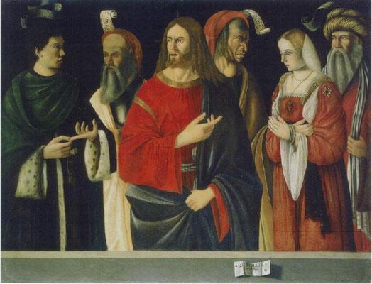Niccolò de'Barbari, Palazzo Venezia, Rom, Holztafel sign. um 1510