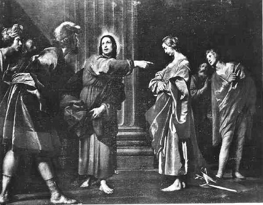 Bernardo Cavallino (1622-1654 Neapel),  Museo di Castelvecchio Verona
