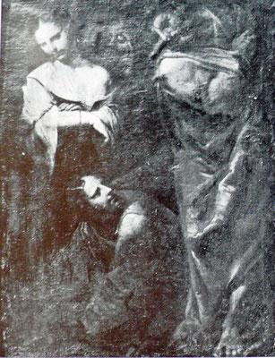 Antonio Zanchi, ibidem Adultera