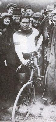 Charles Crupelandt Sieger des Paris-Roubaix 1912