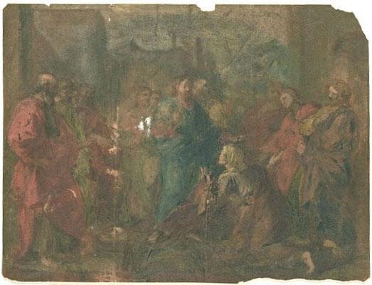 anonym frz. XVII Jh. Louvre