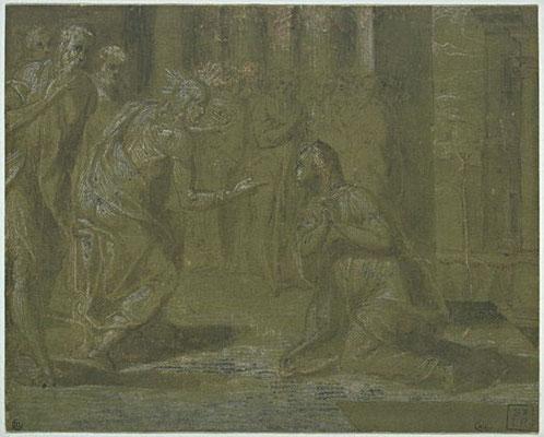 anonym lombardisch XVI Jh. Louvre