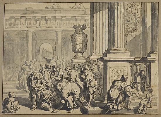 anonym fläm. XVII Jh. Louvre