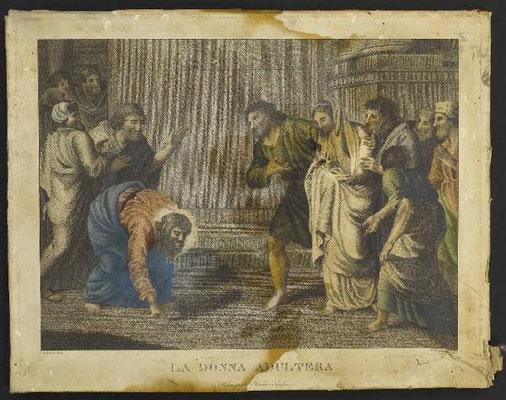 Mariani dis./ G.Bernardo inc. cromolitografia 1823/33, 46x37cmMs.Civ.di Crema