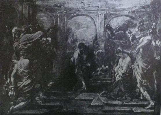 Alessandro Magnasco(1667-1749 Genua) Lw.Coll.Ettore Modiano