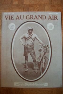 """Crupelandt dans"""" La vie au grand Air""""  1912"""