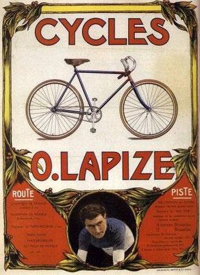 Eigenmarke Octave Lapize