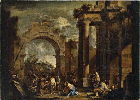 Alessandro Magnasco(1667-1749 Genua) Pinac.Civica Forlì, Coll.Pedriali