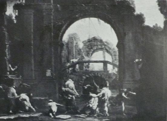 Alessandro Magnasco(1667-1749 Genua)Lw. Privatbes. Bassano del Grappa