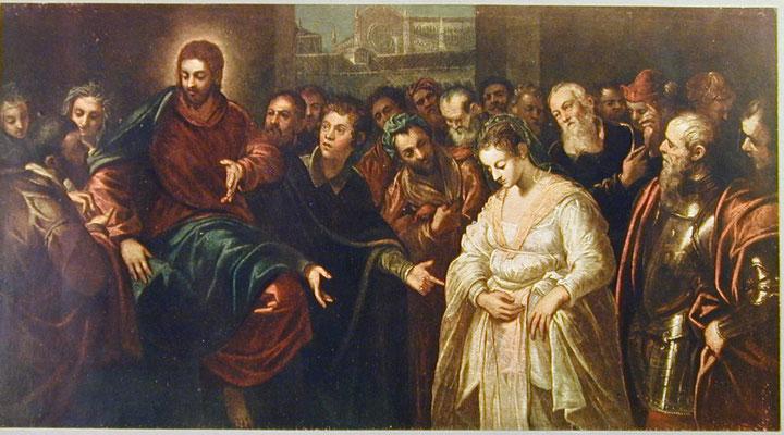 Jacopo & Domenico (Marietta?) T., Statens Mus.f.K.Kopenhagen, Lw.132x248cm