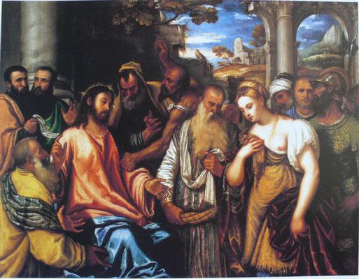 Polidoro da Lanciano (um 1515-1565), Kunstmuseum Budapest, Lw.163x202cm