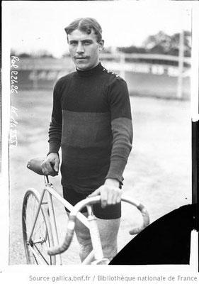 Odile Defraye 1912