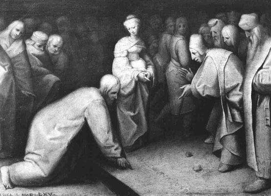 Pieter Breughel d.Ä., Wiederholung, Accademia Carrara Bergamo