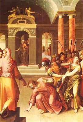 Antoine Caron (1515-93 Paris, tätig in Fontainebleau) Musée d.b.Arts de  Nantes