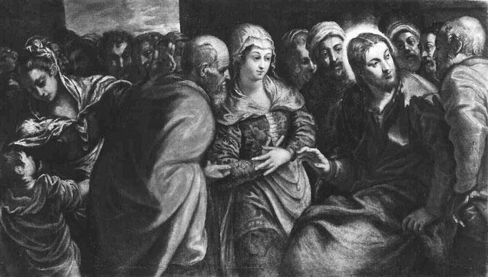 Bottega Tintoretto, Gallerie dell'Accademia Venezia, Lw.113x204cm