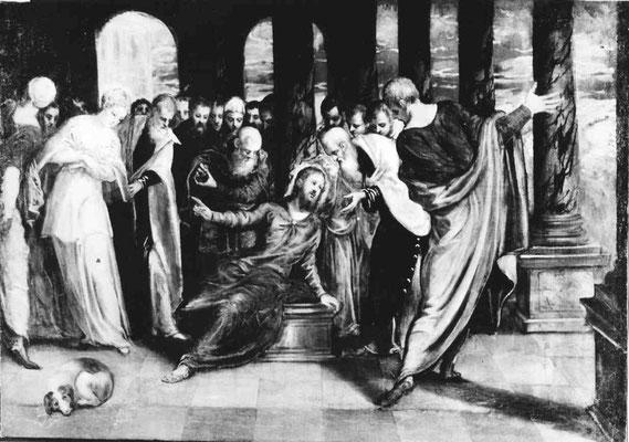 Bottega Tintoretto, Galerie der Prager Burg, Lw.109x156,5cm