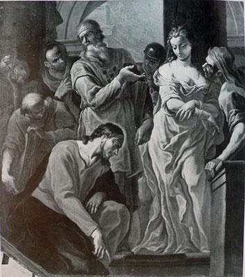 Francesco Pittoni (1687-1767), San Filippo e Giacomo Vicenza, (Lw.) 1706