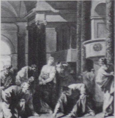 Sebastiano Ricci, Milano Privatsmgl.(Lw.50x48cm)