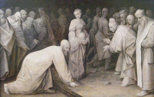 Pieter Breughel d.Ä. Alte Pinakothek München (1565)