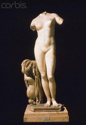 Aphrodite von Kyrene, Kopie nach Praxiteles