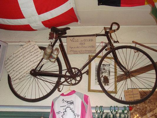 Vélo Tour de France 1910 (von Lapize?) Typ 1908