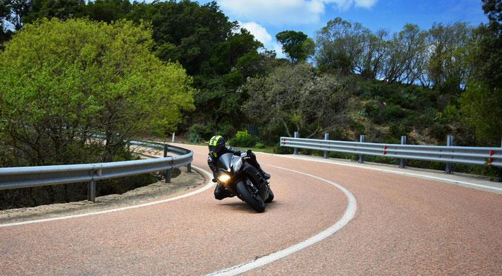 Motorrad Ferien