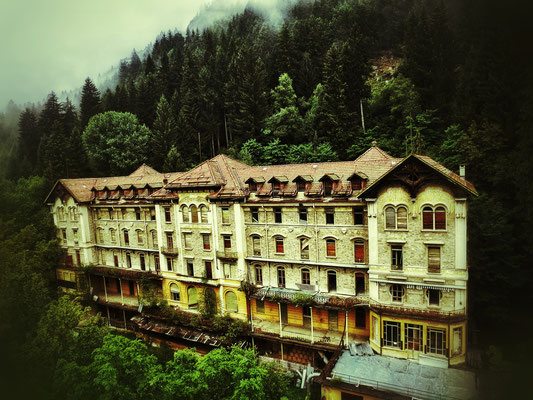 Lostplace Tessin