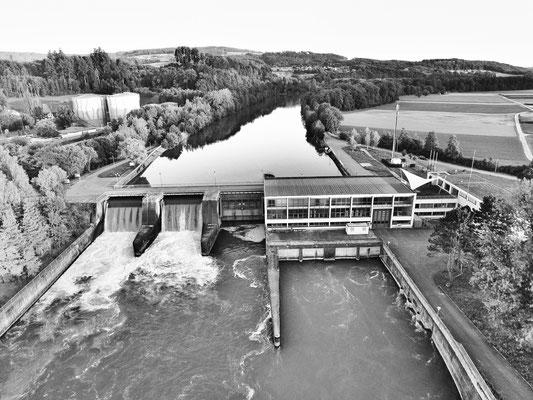 Kraftwerk Aarberg