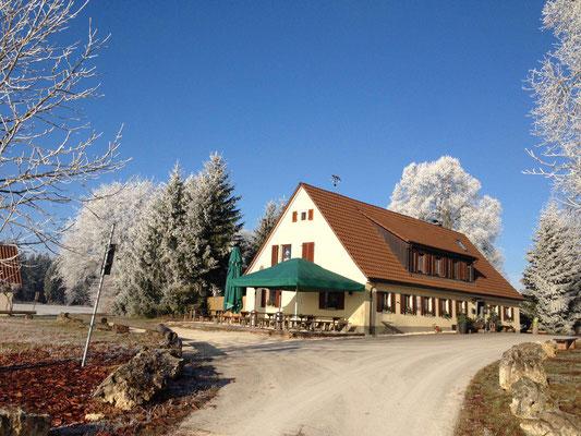 Gaststätte Tauchenweiler - Essingen