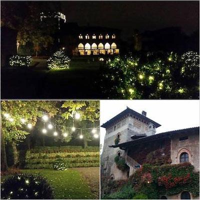 La sera al castello