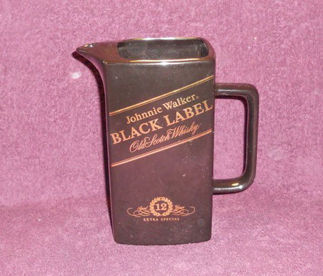 Johnnie Walker Black_17.5 cm._Made France