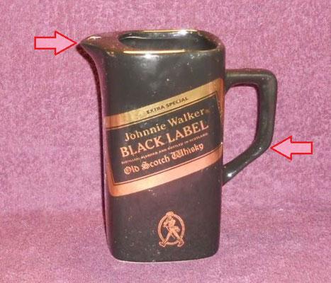 Johnnie Walker Black_16.5 cm._Piola