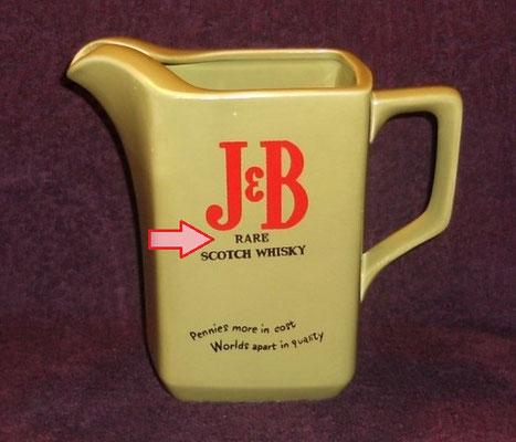 J & B_15 cm._Japan