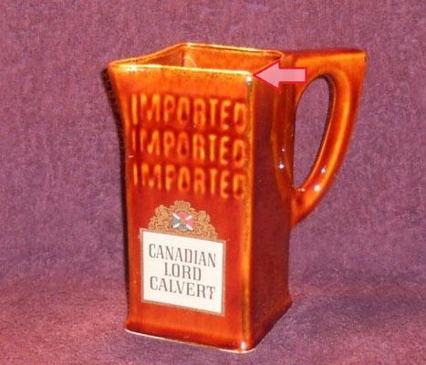 Lord Calvert_15.7 cm._Importer