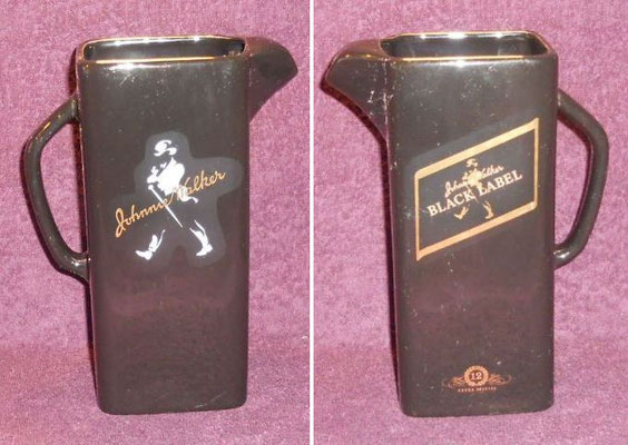 Johnnie Walker Black_19.5 cm._Castle
